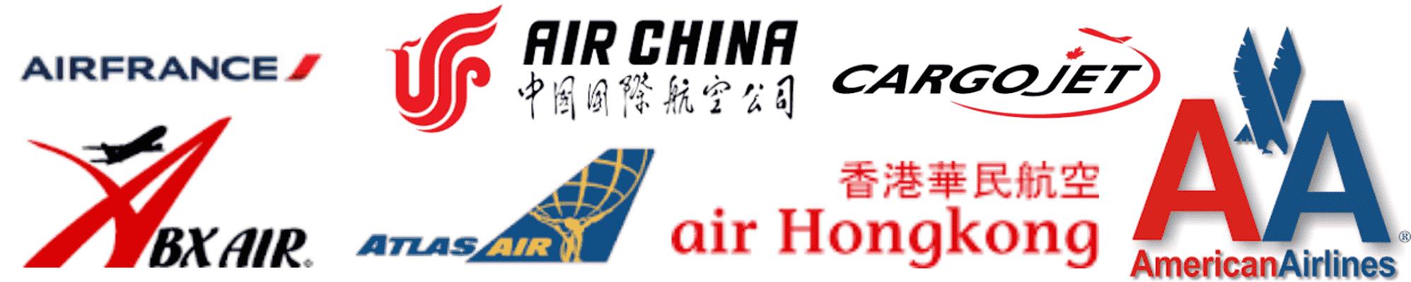Compagnies de fret aérien