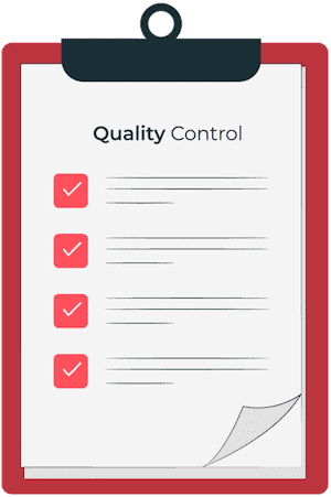 Controle qualité