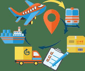 Transport multimodal