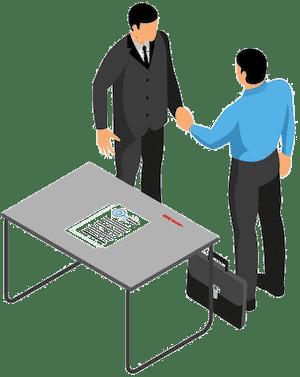 Services sourcing - négociation