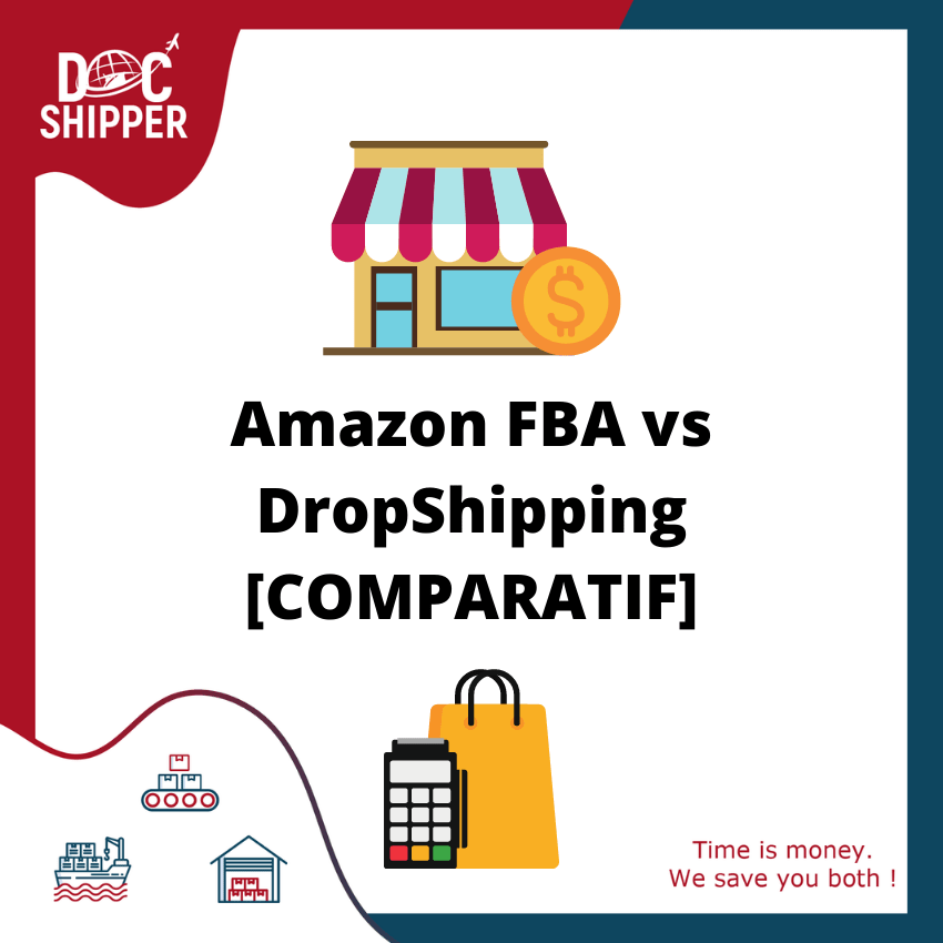 Amazon FBA vs DropShipping [COMPARATIF]