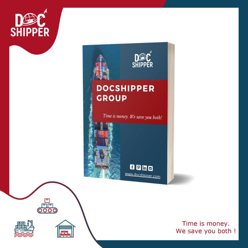Téléchargement brochure Docshipper