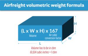 formule-poids-volumetrique