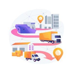 blockchain-illustration-concept-abstrait-technologie-transport