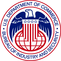logoUS department of commerce - Bureau of industry and security