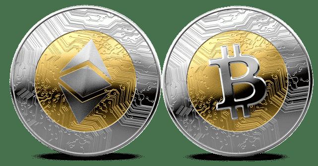 eth ethereum bitcoin btc cryptomonnaies