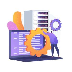 service-maintenance-du-serveur-transfert-informations-parametres-materiels-idee-serveur-reseau-technologie-hebergement-stockage-bases-donnees-equipement-programmation