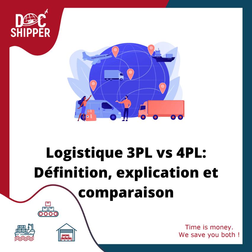 Logistique PL Def explication comparaison